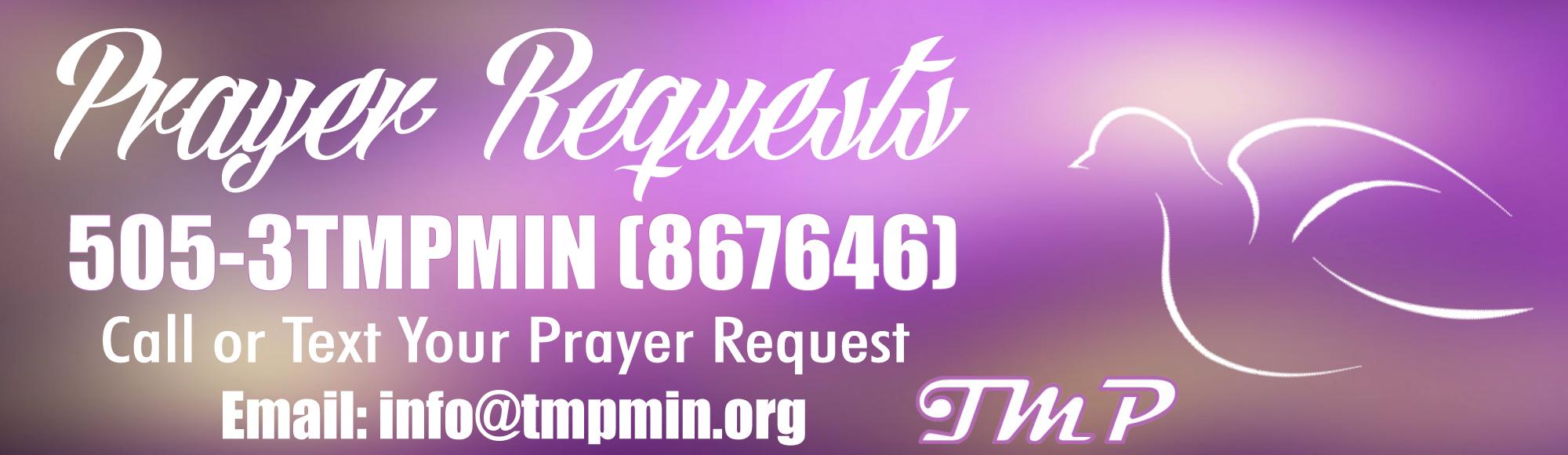 Prayer Contact