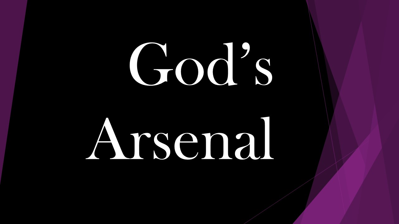 God's Arsenal